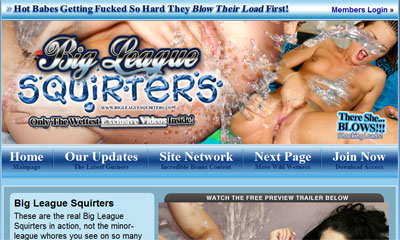 Big League Squirters