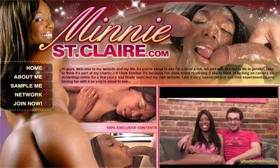Minnie St.Claire