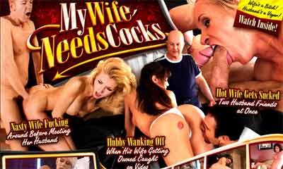 My Wife Needs Cocks