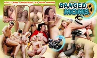 Banged Moms