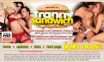 Tranny Sandwich