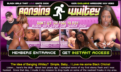 Banging Whitey