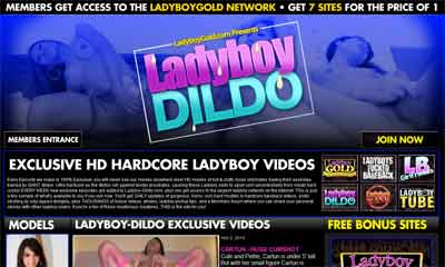 Ladyboy-Dildo