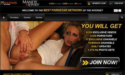 Mandy Is Kinky